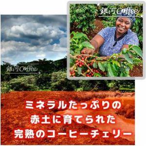 ケニアレッドマウンテン 赤土のイメージ